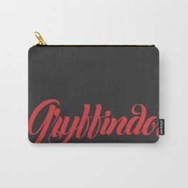 Gryffindor Graffiti Carry-All Pouch