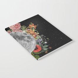.Stuck Behind the Moon. Notebook