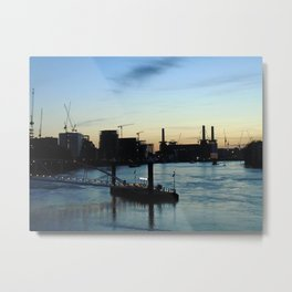 Battersea 3  Metal Print