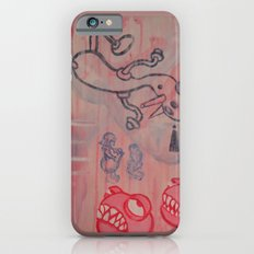 Dick and Jane go to Disneyland iPhone 6s Slim Case
