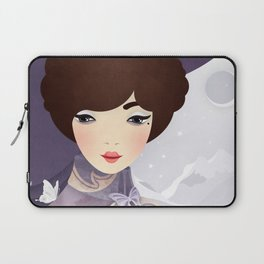 The Wings of the Dove Laptop Sleeve