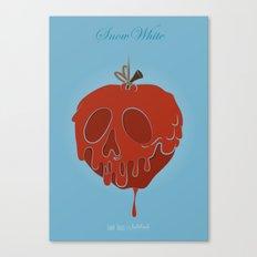 Snow White | Fairy Tales Canvas Print