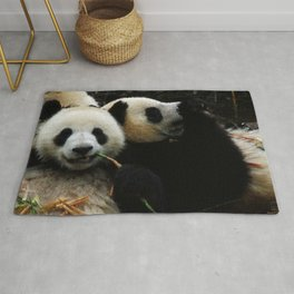 Friends are for Chillin' Rug