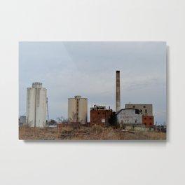 Longmont Metal Print
