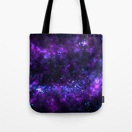 Cosmos - Purple Tote Bag