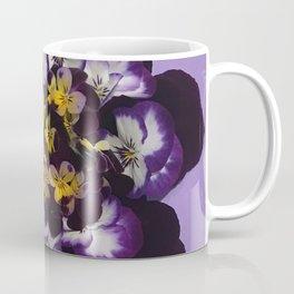 Spring Bouquet Wreath Coffee Mug
