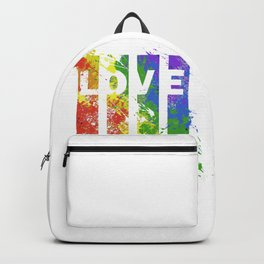 LOVE/COLOR Backpack
