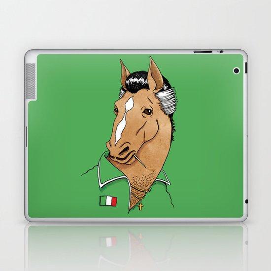 Italian Stallion Laptop & iPad Skin