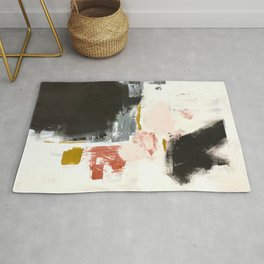 Jeanne's Song Abstract Rug