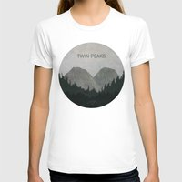 twin peaks T-shirts featuring Twin Peaks by avoid peril