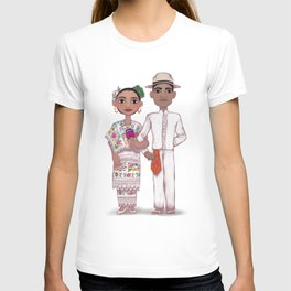 Mexican Couple - Yucatán T-shirt