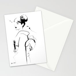 Ethnic Beauty - Japan Stationery Cards