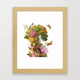 Magic Garden XI Framed Art Print