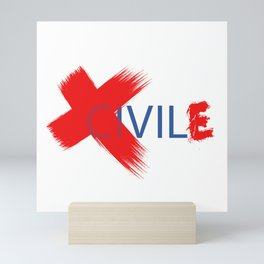 ciVILE™ Mini Art Print