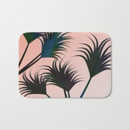 Palm Fronds Bath Mat