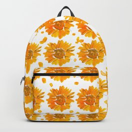 Sunny Sunflowers Backpack