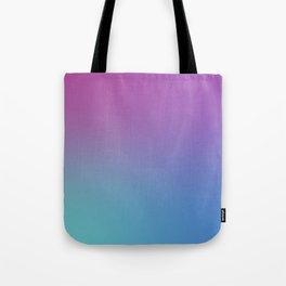 SUPERSTITION FUTURE - Minimal Plain Soft Mood Color Blend Prints Tote Bag