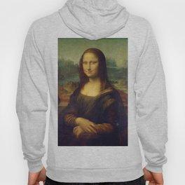 Classic Art - Mona Lisa - Leonardo da Vinci Hoody