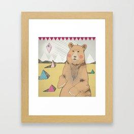Mesmerizing Framed Art Print