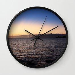 Maui, Hawaii - Radiant Retreat Wall Clock