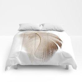 Mallard Feather Comforters