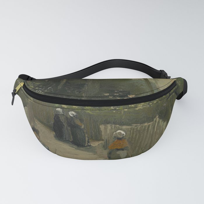 Path in Montmartre Fanny Pack