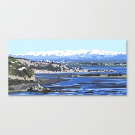 Christchurch City Canvas Print