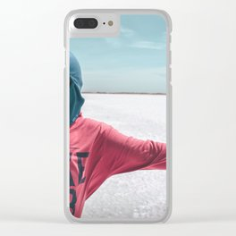 Las Cumaraguas Paraguana - Venezuela Clear iPhone Case