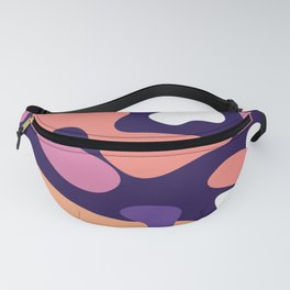 Camouflage 01 Fanny Pack