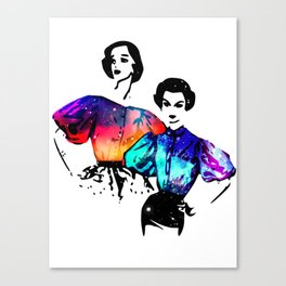 Starlites Canvas Print