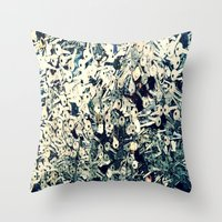 key Throw Pillows featuring Key by Sankakkei SS