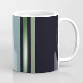 Classic Retro Striped Enenra Coffee Mug