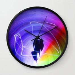 Lux Saltator Wall Clock
