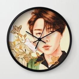 drifting [johnny nct] Wall Clock