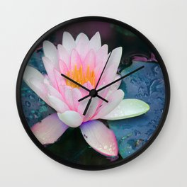 Ninfea Wall Clock