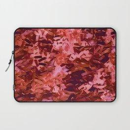 Pantone Poppy Confetti Laptop Sleeve