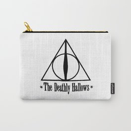Deathly Hallows HarryPotter Carry-All Pouch