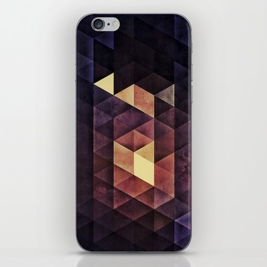 SYSTYM Z iPhone & iPod Skin