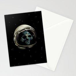 Holy Starman Skull II Stationery Cards