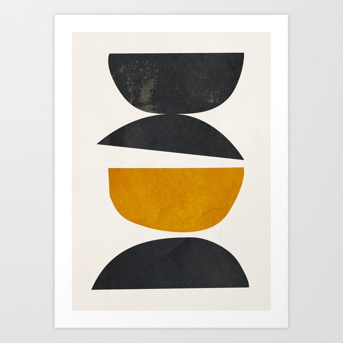 abstract minimal 23 Kunstdrucke