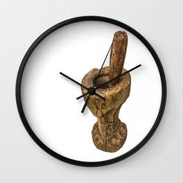 Mortar and beater Wall Clock