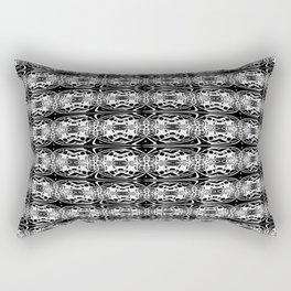 Gothic Lace Pillow Rectangular Pillow