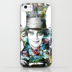 Mad Hatter Slim Case iPhone 5c