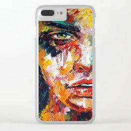 Cara Clear iPhone Case