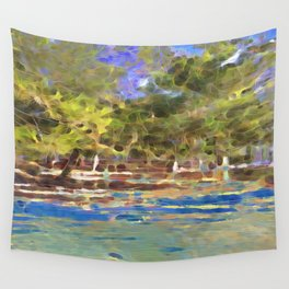 Spirit Forest Wall Tapestry