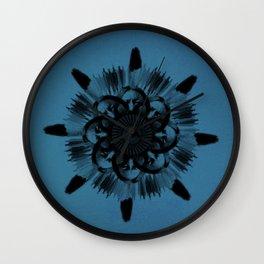 Cirsium 'Taurus' Wall Clock