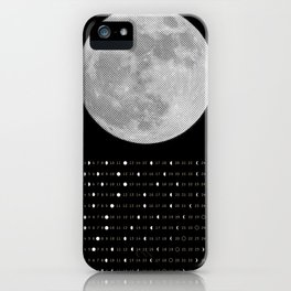 2017 Calendar - Lunar iPhone Case