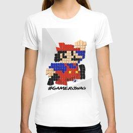 Pixel Mario T-shirt