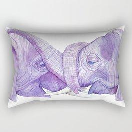 Trunk Love Rectangular Pillow