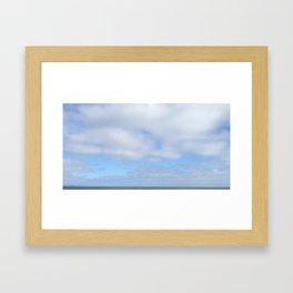 Bray, Irland (2) Framed Art Print
